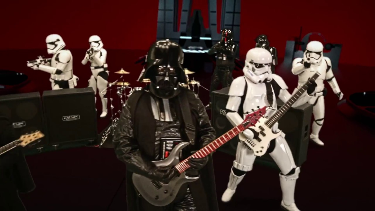 "GALACTIC EMPIRE Unleashes Cover Of Star Wars' ""March Of ..."